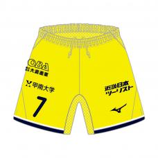 18-19シーズン レプリカゲームパンツ【イエロー】