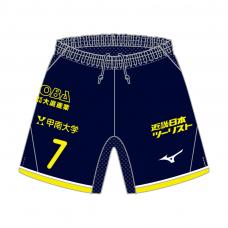 18-19シーズン レプリカゲームパンツ【ネイビー】